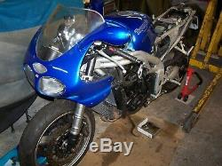 ENGINE for sale from a Triumph Daytona 955i 2001