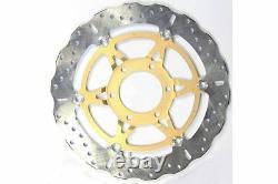 FIT TRIUMPH Daytona 955i (6 bolt) Front disc s 9800 EBC Contour Brake Disc LH