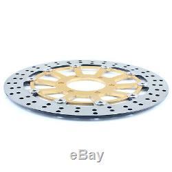 Front Brake Discs Disks For Daytona 950 955i Speed Triple 955 Sprint 955 RS ST