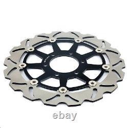 Front Brake Discs Disks For Daytona T595 900 T955i 955 Speed Tirple T509 900 955