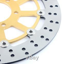 Front Brake Discs Disks For Daytona T595 T955i Speed Triple T509 T955 Sprint 955