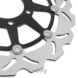 Front Brake Discs Disks For Triumph Daytona T595 96 96 97 Daytona 955i 99 00 01
