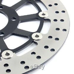 Front Brake Discs Disks for Triumph Speed Triple T955 99-01 Daytona T595 T955i