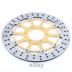 Front Brake Discs Rotors For Daytona T595 955i Speed Triple T509 Sprint ST 955