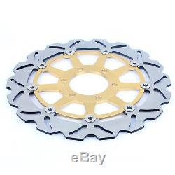 Front Rear Brake Discs Rotors For Triumph Speed Triple 900 955 Daytona 950 955i