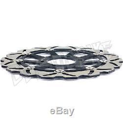 Front Rear Brake Discs Rotors T955 T509 SPEED TRIPLE T955i T595 DAYTONA 950 955