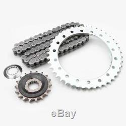 Genuine Triumph Chain & Sprocket Kit- Daytona 595 / 955i / Speed Triple New