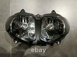 Genuine Triumph Daytona 955i 03 Headlight Unit LH Dip UK NEW OLD STOCK T2702170