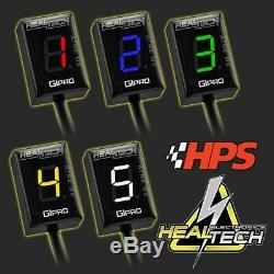 Healtech GIpro Digital Gear Indicator Triumph Daytona 955I 2002-2006