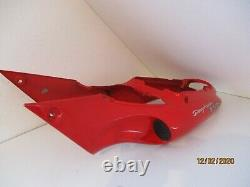 Heckverkleidung Sitzbankverkleidung Heck Triumph Daytona 955i T595 1997