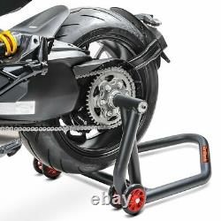 Motorbike rear paddock stand One Triumph Daytona T595 (955i) 97-98 single swing