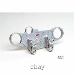 Motorrad Gabelbrücke Day. T595 97-01 LSL day triple clamp. Triumph Daytona 955i