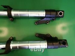 Pair Triumph Daytona 955i T595 T509 Speed Triple Adjustable Forks