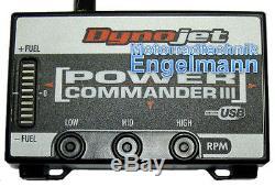 Powercommander IIIusb TRIUMPH Daytona 955i 955i 1997-2006 PCIIIusb 501-411