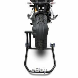 Rear paddock stand Triumph Daytona 955 i/T 595 97-06 Motorcycle