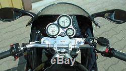 Superbike Lenker Umbau-Kit KOMPLETT Triumph Daytona 955i Bj. 1999-2001 T595