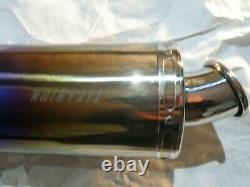 TRIUMPH 955 955 i Daytona Scorpion Titanium Exhaust Silencer