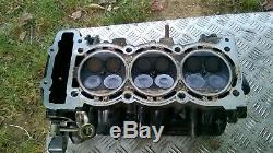 TRIUMPH 955 955i T595 Daytona 1st gen Early Cylinder Head with valves Camshafts