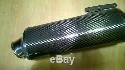 TRIUMPH 955 955i T595 Daytona High level Carbon TOR Exhaust T9608000