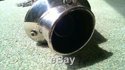 TRIUMPH 955 955i T595 Daytona TOR High Hi Level Carbon Exhaust T 9608000