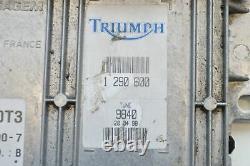 TRIUMPH DAYTONA 955I 2002 2004 2006 Main computer ecu cdi unit 1290600