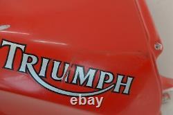 TRIUMPH DAYTONA 955I 2002 2004 2006 Petrol fuel tank