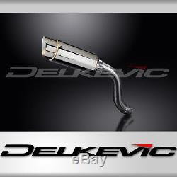 TRIUMPH DAYTONA 955i 01-02 HI-LEVEL200mm STAINLESS RACE SILENCER KIT EXHAUST