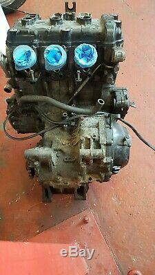 TRIUMPH DAYTONA 955i 2001 ENGINE TESTED AND WORKING 46K MILES