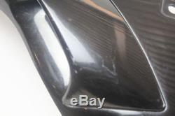 TRIUMPH DAYTONA 955i 2005 Left Side Upper Fairing Cowl Panel CRACK T2304750