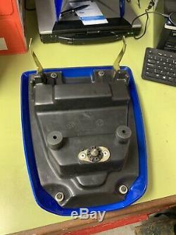 TRIUMPH DAYTONA 955i / SPEED TRIPLE REAR SEAT COWL Caspian Blue