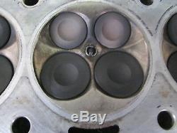 TRIUMPH DAYTONA T 595N 955i 2002-06 ZYLINDERKOPF KOMPLETT mit Ventilen+Stösseln