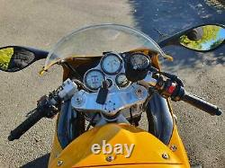 TRIUMPH DAYTONA T595 955i Motor Cycle NOTTINGHAMSHIRE DERBYSHIRE