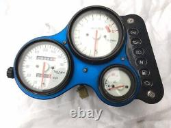 TRIUMPH DAYTONA T595 (955i) OEM UK SPEC SPEEDO CLOCKS TACHO 29K MILES 1997-1998