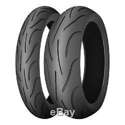 TRIUMPH Daytona 955 i 2003 Michelin PILOT POWER Tyre Pairs 120/70ZR17 190/50ZR17