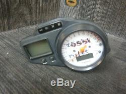 TRIUMPH Daytona 955i 2001-02 CLOCKS SPEEDO REV COUNTER DASH