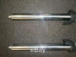 TRIUMPH Daytona 955i 2001-02 forks stanchions LHS & RHS