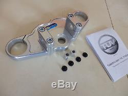 TRIUMPH Daytona 955i 595N 04- SPIEGLER Gabelbrücke Superbike 955 i top yoke i502