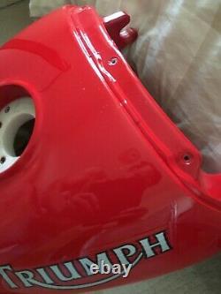 TRIUMPH Daytona 955i Speed Triple Petrol Fuel Tank New Old Stock