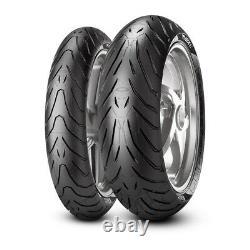 TRIUMPH Daytona T595 955i 2001 Pirelli Angel ST Tyres 120/70ZR17 180/55ZR17
