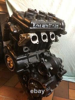 TRIUMPH ENGINE (int. B) DAYTONA 955i Motor 44000 km Modell 1999 verst. Gehäuse