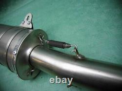 TRIUMPH EXHAUST (inte) SPEED TRIPLE T509 DAYTONA 955i T595 AUSPUFF GPR mit ABE