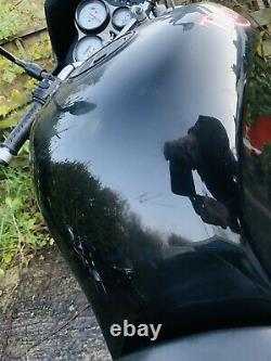 TRIUMPH Speed Triple 955i / T509 / T595 Daytona FUEL TANK Black