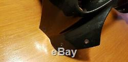 TRIUMPH T595 955i DAYTONA TOP FAIRING WITH DARK TINT DOUBLE BUBBLE SCREEN