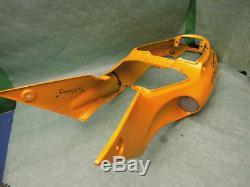 TRIUMPH Verkleidung (int.) DAYTONA955i T595 Heckteil auch SPEED TRIPLE T509