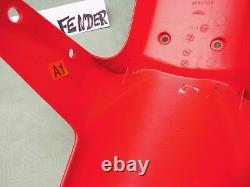 TRIUMPH front fender Kotflügel (int. B) DAYTONA 955i tornado red T2304823