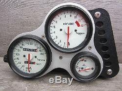 Tacho Cockpit Km/h Triumph Daytona 955i Bj. 99-01 29081km