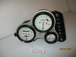 Tacho Kombiinstrument Armaturen Dashboard Triumph Daytona 955i T595 1997