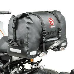 Tail bag SX45 + Roll bag RB50 for Triumph Daytona 955i / T595 (955i) 95L