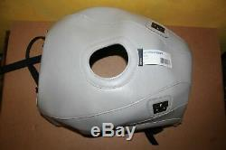 Tapis Protège Réservoir BAGSTER GRIS clair TRIUMPH Daytona 955i 1436C