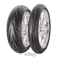 Triumph 955 Daytona T595 955i 1997 Avon Storm 3D X-M Tyre Pair